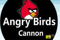 Play Angry Birds Cannon game