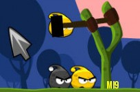 Play Angry Birds Aliens game