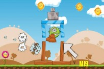 spielen Angry birds Angry Animals - Aliens Come In Spiel