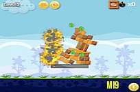 Play Angry Birds Bomb 2 game