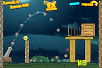 Play Chick Cannon 2 game