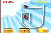 Play Angry Bird Rescue Princess game