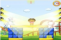 Play Dora Stage Show game