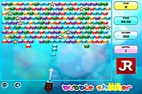 Play Bubbles Shooter Maja game