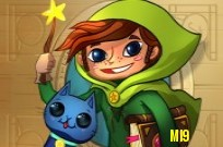Play Magic Foundry game