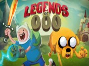 spielen Adventure Time: Legends of Ooo Spiel