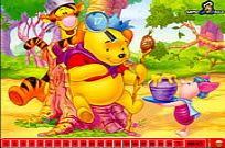 Play Hidden Numbers - Winnie The Pooh game