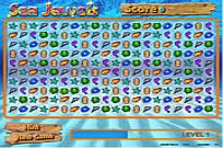Play Sea Jewel game