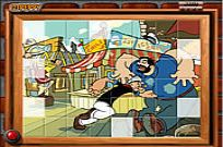 Play Sort My Tiles Popeye game
