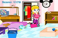 Play Cleanup Time game