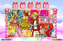 Play Winx Club - Mix Up 2 game