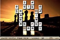 Play Mysterious Figures Mahjong game