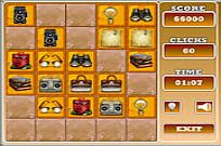 Play Vintage Items Memory game