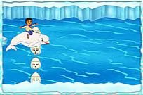 Play Diego's Arctic Rescue game