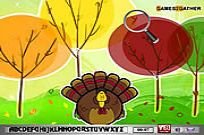 Play Hidden Alphabets-turkey game