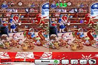 Play Big Santa 5 Differences game