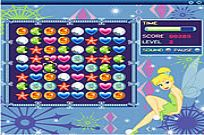 Play Tinkerbell's Emerald Jewels game