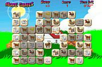 Play Farm Mahjong game