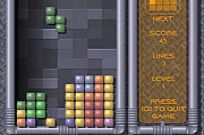 Play Tetris Flash game