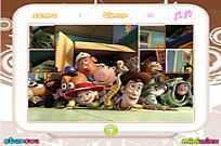 Play Toy Story Mix-up game