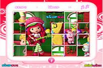 Play Strawberry Shortcake Mix-up game