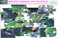 Play Never Grow Up Puzzle game