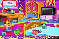 Play Baby Hidden Toys game