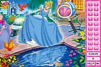 Play Princess Hidden Numbers game