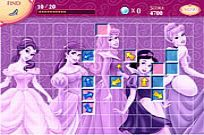 Play Disney Princess And Friends - Hidden Treasures game