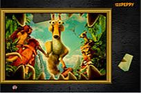 Play Puzzle Mania Ice Age game