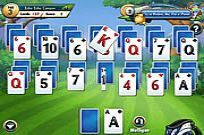 Play Fairway Solitaire game