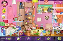 Play Jenny's Crazy Room game