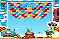 Play Frozen Candy Game game