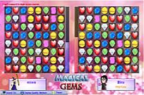 Play Magical Gems game