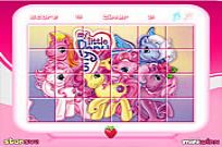 Play My Little Pony - Rotate The Puzzle game