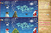 Play Christmas 2011 Differences game