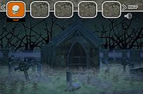 играя Mystery Of The Old Escape Cemetery игра