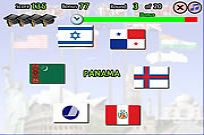 Play Flags Of The World game