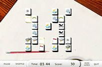 Play Big Ben Mahjong game