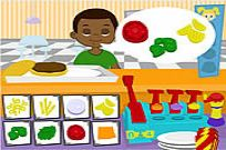 Play Kids Burger game