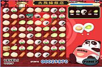 Play Panda Food game