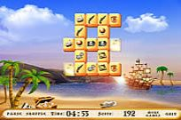 Play South Treasures Mahjong game