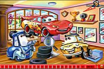 Play Hidden Numbers - Cars game