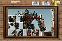 Play Photo Mess - Transformers game