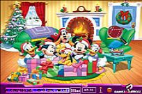 Play Hidden Alphabets - Mickey Mouse game
