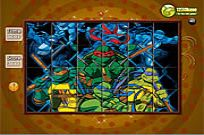 Play Spin N Set - Ninja Turtle game