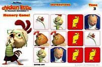 Play Chicken Little - Memory Game game