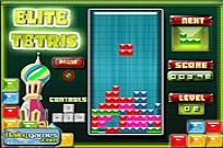 Play Elite Tetris game