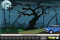 Play Spooky Night Escape game