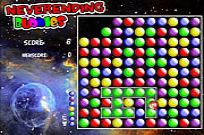 Play Neverending Bubbles game
